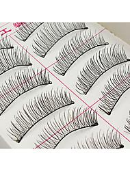 cheap -Eyelash Extensions Makeup Tools False Eyelashes Volumized Natural Fiber Daily Makeup Daily Makeup Cosmetic Grooming Supplies