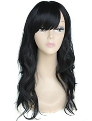 cheap -Synthetic Wig Wavy Style Layered Haircut Wig Synthetic Hair 26 inch Women's Wig