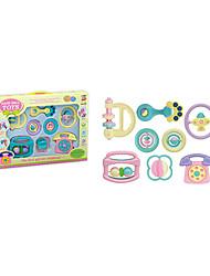 Недорогие -интересные мульти-формы дети ребенок кольцо колокол игрушки