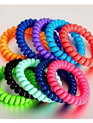 Недорогие -сладкие телефонной линии конфеты цвет волос связей случайный цвет