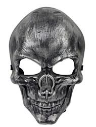 cheap -Gruesome Skull Style Scarry Mask for Halloween / Costume