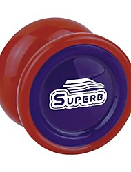 cheap -Superb Ball Bearing ABS & PCYoyo Toy (Blace, Red, Blue)