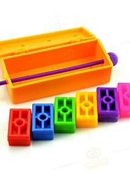 cheap -Magic Rainbow Prophecy Plastic Brick Close-up Magic  Props