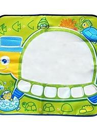 cheap -76 63 0 5cm children s fish pattern magic aquadoodle with 1 pen novelty toys