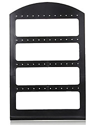 Недорогие -Подставки для бижутерии - Прозрачный, Черный 12.5 cm 5 cm 19.5 cm