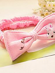 Недорогие -мультфильм бантом сахар кролик лента для волос косметические ванны лицо волосы группы