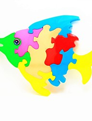 cheap -DIY Fish Puzzle Educational Toys for Kids