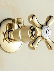 cheap -Faucet accessory - Superior Quality - Antique Brass Control Valve - Finish - Ti-PVD