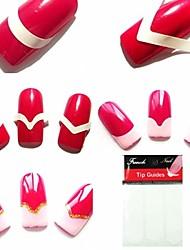 Недорогие -1шт новый дизайн ногтей штамповки пластин изображения французской розы кружева пластины