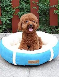 cheap -Mattress Pad Bed Bed Blankets Portable Pet Mats & Pads Fabric Terylene Blue Pink