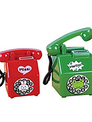cheap -Funny Old Telephone Shape Saving Bank Toys for Gifts