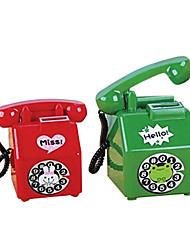 Недорогие -смешные старые экономия телефон форма банковские игрушки для подарков