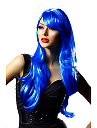 cheap -Carnival Cosplay Wigs Women's Female 55CM Synthetic Fiber Anime