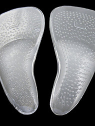 cheap -Silicon Insoles & Accessories for Insoles & Inserts Clear