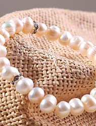 cheap -Women's Pearl Chain Pearl Bracelet Jewelry For Daily