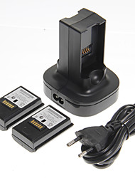 cheap -Batteries and Chargers For Xbox 360 ,  Batteries and Chargers Plastic unit
