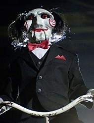 cheap -SAM Amok Halloween Mask (3pcs)