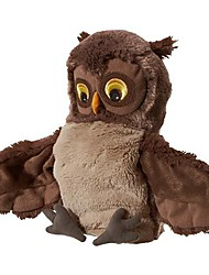 cheap -10inch Large Owl Glove Puppet Plush Toy