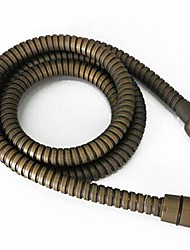 cheap -Faucet accessory - Superior Quality - Antique Stainless Steel Water Supply Hose - Finish - Antique Brass