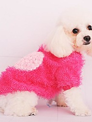 cheap -Pet Fashion Sweet Warm Sweater for Pets Dogs(Assorted Size)