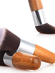 cheap -Professional Makeup Brushes Powder Brush 1pcs Synthetic Hair / Artificial Fibre Brush Foundation Brushes for
