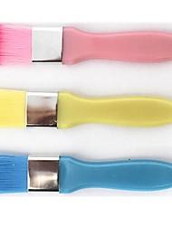 Недорогие -профессиональный Кисти для макияжа Прочие кисти 1 Синтетические волосы / Кисть из синтетических волокон Пластик Кисти для макияжа за