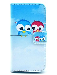 cheap -Case For iPhone 5C / Apple iPhone 5c Full Body Cases Hard PU Leather