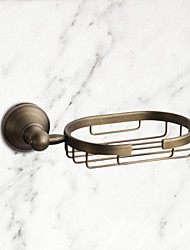cheap -Soap Dishes & Holders Antique Brass 1 pc - Hotel bath