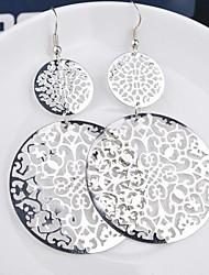 cheap -Women's Drop Earrings Dangling Dangle Earrings Jewelry Black / Silver / Golden For Wedding Party Daily Casual