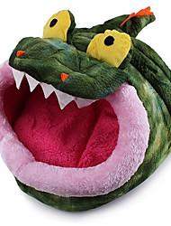 Недорогие -новый рисунок крокодила форма стиль дом любимчика 36 * 34 * 25