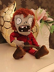 cheap -Stuffed Animal Plush Toys Plush Dolls Ghost Cartoon Textile Allhallowmas Plants Vs Zombies Imaginative Play, Stocking, Great Birthday Gifts Party Favor Supplies Boys and Girls Kids Adults