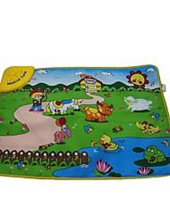cheap -70x49 baby music and animal farm cushion