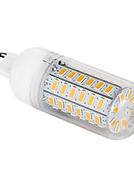 cheap -12 W LED Corn Lights 1200 lm G9 T 56 LED Beads SMD 5730 Warm White 220-240 V / #