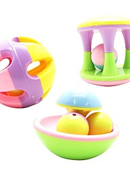 cheap -Multi-shape Kids Baby Ring Bell Toys