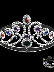 cheap -New Silver Queen and King Headwears (2 pcs)