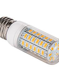 cheap -1 pc E27 56LED SMD5730 Corn Light 220V White  Warm White