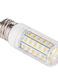cheap -3.5 W LED Corn Lights 300-350 lm E26 / E27 48 LED Beads SMD 5730 Warm White 220-240 V