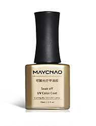 cheap -Nail Polish UV Gel  15 ml 1 pcs Regular / UV Builder Gel Soak off Long Lasting  Regular / UV Builder Gel