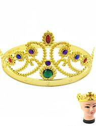 cheap -New Golden Queen and King Headwears (2 pcs)