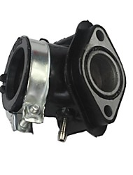 cheap -Universal GY6 125cc Moped Scooter Manifold Inlet Intake For ATV Go Kart 150cc