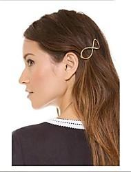 cheap -Women's Elegant Alloy Barrettes Daily Casual