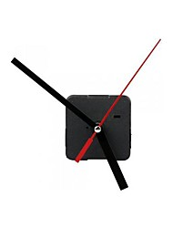 cheap -Modern Contemporary Plastic Square Houses Indoor AA Decoration Wall Clock Analog No