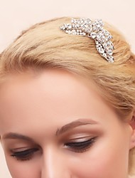 cheap -Gorgeous Clear Crystals Wedding Bridal Headpiece/ Headband