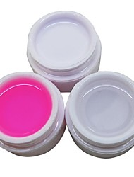 abordables -Vernis Gel UV 14 ml 3 pcs Gel de couleur UV / Classique Faire tremper Longue Durée Quotidien Gel de couleur UV / Classique
