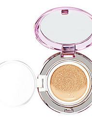 abordables -2 couleurs Crème Humide Humidité / Correcteur Visage Maquillage Cosmétique