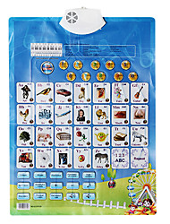 Недорогие -обучение диаграмма ребенка на английском языке с звучит образовательную игрушку