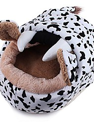 cheap -New Pattern Small Cow Modeling  Style Pet House  36*34*25