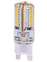 cheap -YWXLight® G9 64LED 360LM 3014SMD LED Bi-pin Lights Cool White Led Corn Bulb Chandelier Lamp AC 100-240V