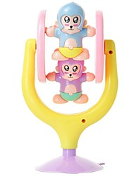 cheap -Baby Cute Bear With Suction Cup Baby Ring Bell Toys