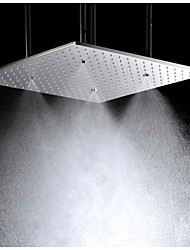 cheap -Contemporary Rain Shower Brushed Feature - Rainfall, Shower Head